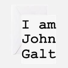 I am John Galt 01.png Greeting Card