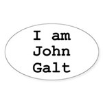 I am John Galt 01.png Sticker