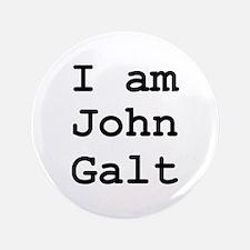 """I am John Galt 01.png 3.5"""" Button"""