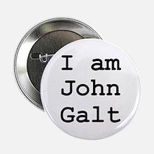 """I am John Galt 01.png 2.25"""" Button"""