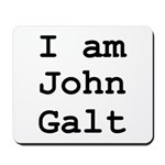 I am John Galt 01.png Mousepad