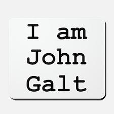 I am John Galt 01.png Mousepad