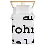 I am John Galt 01.png Twin Duvet