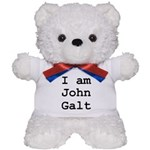 I am John Galt 01.png Teddy Bear