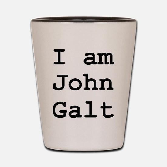 I am John Galt 01.png Shot Glass