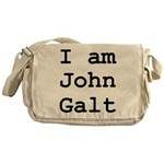 I am John Galt 01.png Messenger Bag