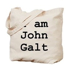 I am John Galt 01.png Tote Bag