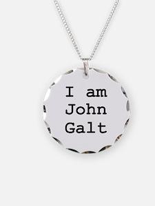 I am John Galt 01.png Necklace