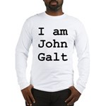 I am John Galt 01.png Long Sleeve T-Shirt