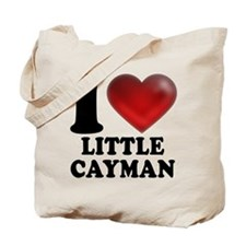 I Heart Little Cayman Tote Bag
