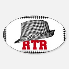 RTR hat Decal