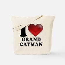 I Heart Grand Cayman Tote Bag