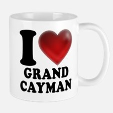 I Heart Grand Cayman Mug