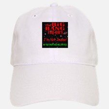 I'm Not Insane! Baseball Baseball Cap
