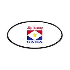 My Identity Saba Patches