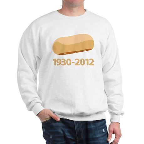 Twinkie dates Sweatshirt