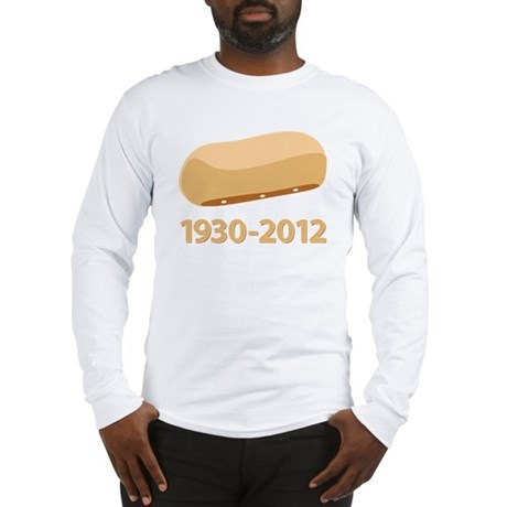Twinkie dates Long Sleeve T-Shirt