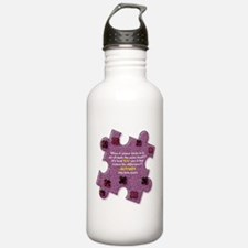 Autism Have A Heart Water Bottle