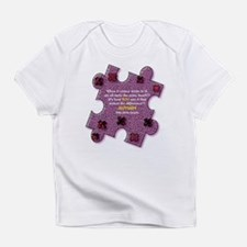 Autism Have A Heart Infant T-Shirt