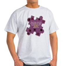 Autism Have A Heart T-Shirt