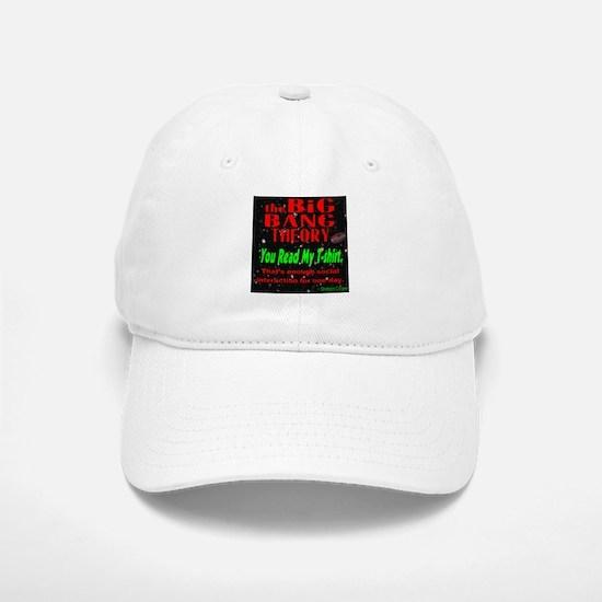 You Read My T-shirt Baseball Baseball Cap