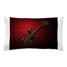 KuuMa Guitar 08 (R) Pillow Case