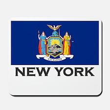 New York Flag Stuff Mousepad
