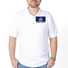 New York Flag Stuff T-Shirt