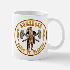 Vintage Seminole Tribe of Florida. Small Small Mug