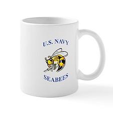 us navy seabees Mug