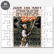 Join The Navy WW1 Puzzle