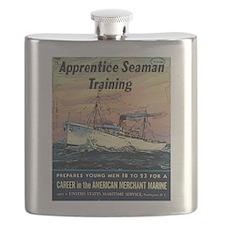 Apprentice Seaman Training Flask