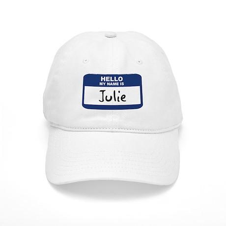 Hello: Julie Cap