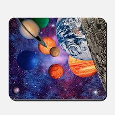Mousepad - Solar system