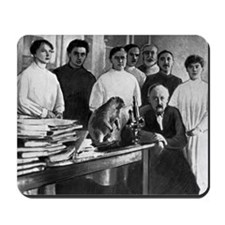 Mousepad - Zabolotny and colleagues, Kiev, 1929