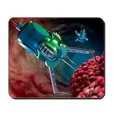 Mousepad - Nanorobot attacking cancer