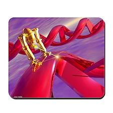 Mousepad - Nanorobot on DNA