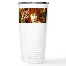 Ghirlandata by Rossetti Wraparound Travel Mug
