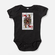 Queen of Hearts Body Suit