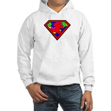 Autism is a Super Power Hoodie