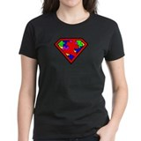 Autism is a super power t-shirt Tops