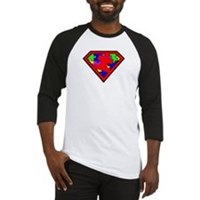 Autism is a Super Power Baseball Jersey
