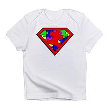 Autism is a Super Power Infant T-Shirt