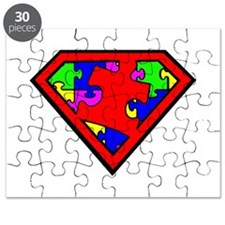 Autism is a Super Power Puzzle
