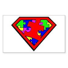 Autism is a Super Power Bumper Stickers