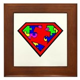 Autism Framed Tiles