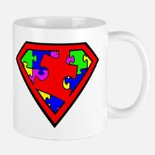 Autism is a Super Power Mug