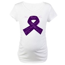 Purple Lupus Ribbon Shirt
