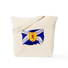 Scotland the brave flag Tote Bag