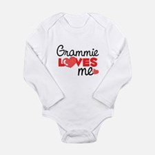 Grammie Love Me (red) Body Suit